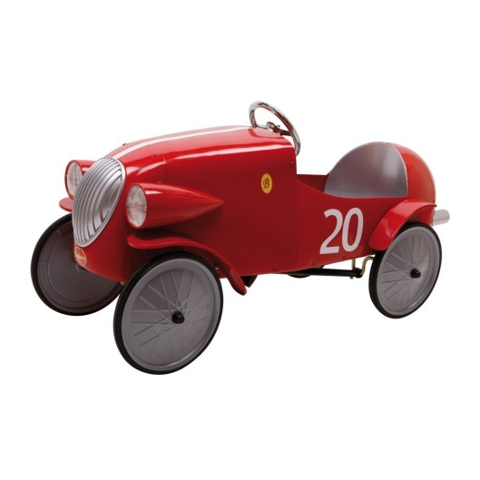 le-mans-pedal-car-red